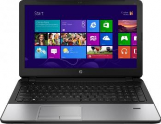 Laptop HP 350 G1 i3-4005U 500GB 4GB DVDRW Windows 8