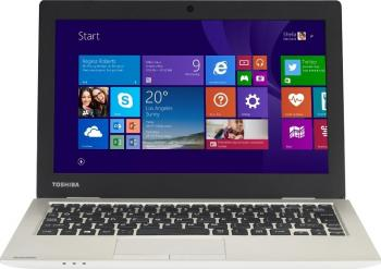 Laptop Toshiba Satellite CL10-B-100 Dual Core N2840 32GB 2GB WIN8 Satin Gold