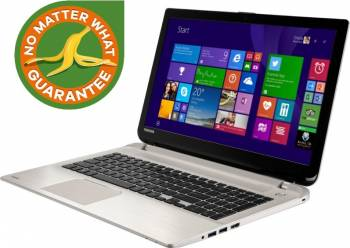 Laptop Toshiba Satellite S50-B-142 i3-4005U 1TB 4GB WIN8 Silver