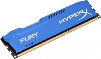 Memorie HyperX Fury Blue 8GB DDR3 1333 MHz CL9