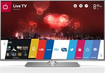 Televizor LED 42 LG 42LB650V Smart TV 3D Full HD