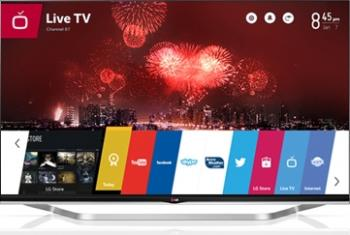 Televizor LED 42 LG 42LB730V Full HD Smart TV 3D WebOS