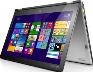 Ultrabook Lenovo Yoga 2 i7-4510U 256GB 8GB WIN8 FullHD Touch