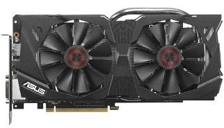 Placi video Placa video Asus GeForce GTX 970 StriX DC2 OC 4GB DDR5 256Bit