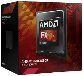 Procesoare Procesor AMD FX-6100 3.3GHz 6-core Socket AM3+ Box