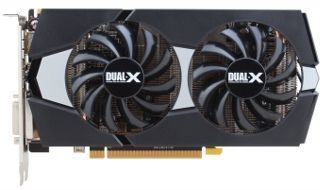 Placi video Placa video Sapphire Radeon R7 265 Dual-X 2GB DDR5 256Bit