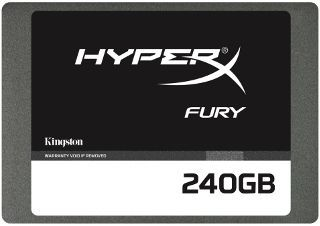 SSD-uri SSD Kingston HyperX FURY 240GB SATA3