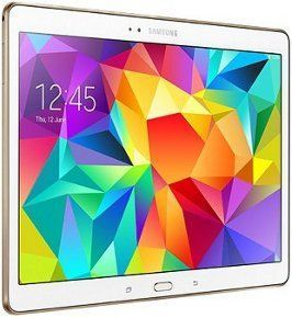 Tablete Tableta Samsung Galaxy Tab S 10.5 T800 16GB Android 4.4 White