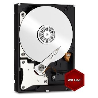Hard Disk-uri HDD Western Digital 2TB SATA-III IntelliPower 64MB Red